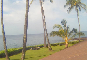 Отель Poipu Whalers Cove на острове Кауаи на Гавайских островах