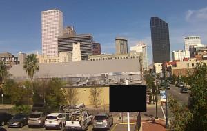 Погодная веб камера в Новом Орлеане в штате Луизиана