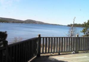 Озеро Верхнее в Коппер Харбор в штате Мичиган