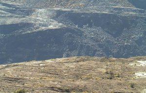 Кратер Халемаумау вулкана Килауэа на острове Гавайи