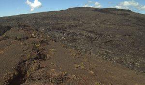 Кратер Пуу-оо вулкана Килауэа на острове Гавайи