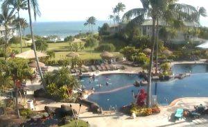 Отель Westin Princeville Ocean Resort Villas на острове Кауаи