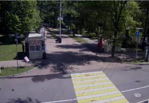 Майский просек в парке Сокольники в Москве