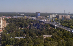 Ярославское шоссе в городе Мытищи