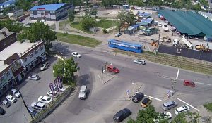 Улица Борисенко во Владивостоке