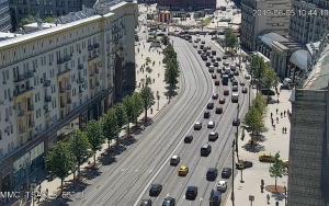"""Отель """"Ритц-Карлтон"""" и Тверская улица в Москве"""