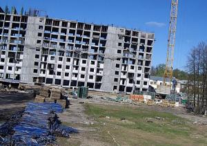 """Строительство ЖК """"Москва Градъ"""" в Нижнем Новгороде"""