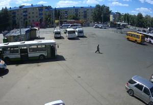 Улица 4-я Челюскинцев в Омске
