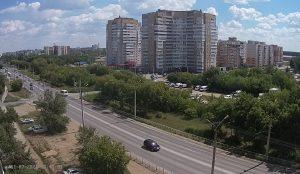Улица Дианова в Омске