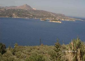 Бухта Суда на острове Крит в Греции