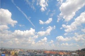 Веб камера показывает погоду в Будапеште в Венгрии
