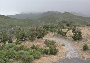 Национальный парк Гарахонай на острове Гомера в Испании