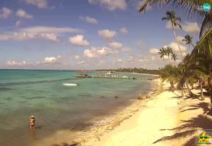Пляж отеля Cadaques Bayahibe в Байяибе в Доминикане