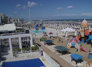 Oasis de la Playa в Каттолика в Италии