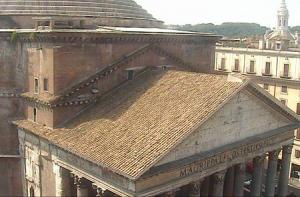 Отель Albergo del Senato в Риме
