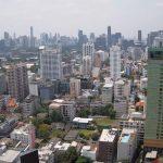 Панорама Бангкока с отеля The Continent Bangkok