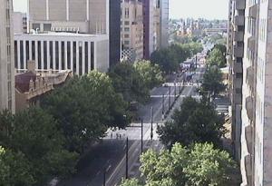 Центр Аделаида в Австралии с городской Мэрии