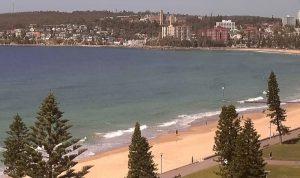 Пляж Мэнли в Сиднее