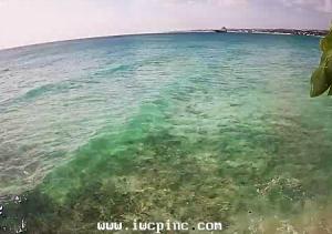 Залив Freights в Ойстинс на Барбадосе