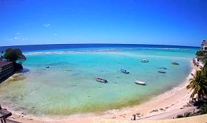 Залив Сейнт-Лоренс на острове Барбадос