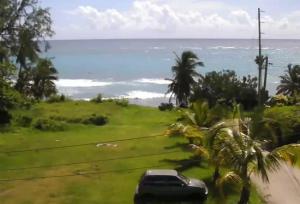 Пляж Силвер Сандс на Барбадосе