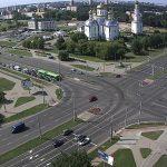 Свято-Воскресенский собор в городе Брест в Белоруссии