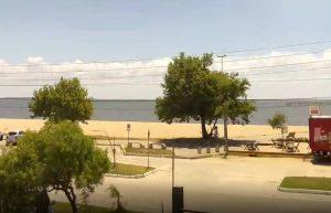 Озеро Патус из города Пелотас