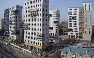 Cтроительство ЖК «Нормандия» в Москве