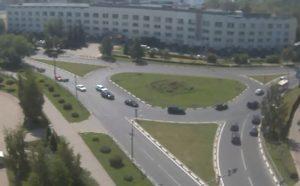 Новомытищинский проспект в городе Мытищи