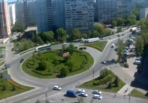 Олимпийский проспект в Мытищи