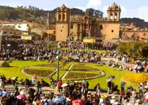 Кафедральный собор Куско в Перу