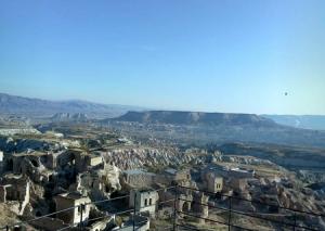 Долина Голубей из Учхисар в Турции