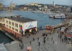 Район Кадыкёй в Стамбуле в Турции