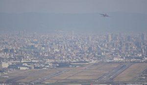 Международный аэропорт Осака в Японии