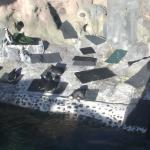 Пляж пингвинов в Тихоокеанском Аквариуме в Калифорнии