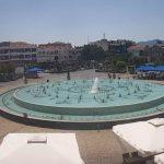 Площадь Молодёжи в городе Мармарис