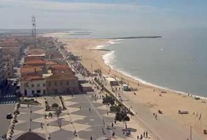 Побережье Эшпинью в Португалии