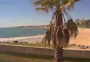 Пляж Кашиаш в Португалии