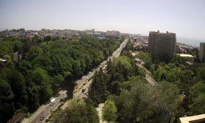 Улица Ленина в Адлере