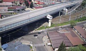 Аредовский мост в Сочи