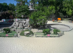 Парк «Аленка» в Керчи