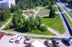 Парк Детства в Бийске