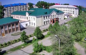 Школа №34 в Бийске