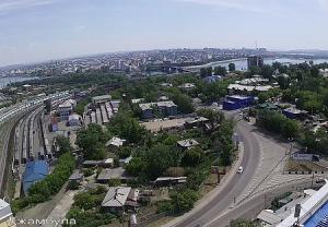 Панорама Иркутска