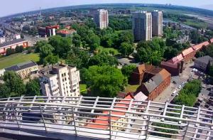 Пересечение Московского проспекта с улицей Литовский Вал в Калининграде