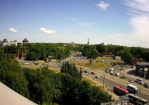 Площадь Василевского в Калининграде
