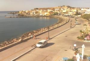 Побережье Палеохоры на острове Крит