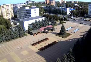 Площадь 200-летия Ставрополя