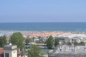 Пляж Марина Центро в Римини