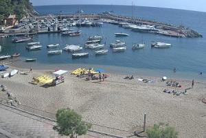 Яхт-порт Льяфранк в Каталонии